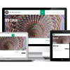 The Arts Initiative / Responsive Site