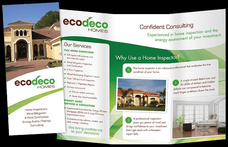 EcoDeco brochure