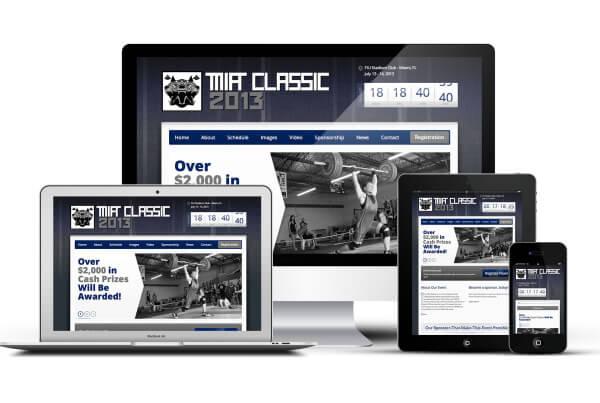 MIA Classic Website