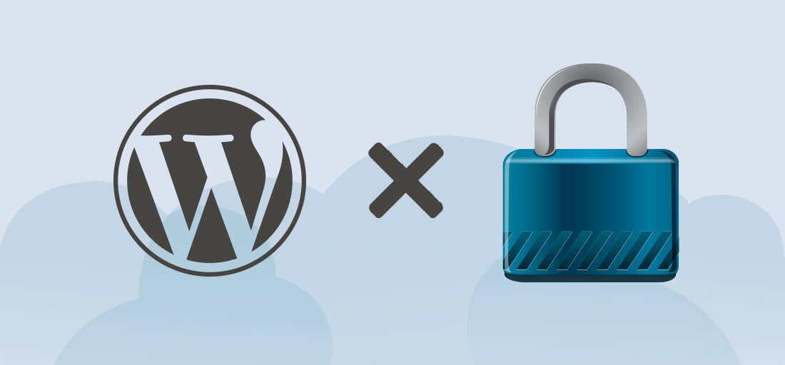 WordPress Security header